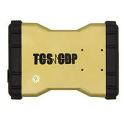 Promotion V2015.3 New TCS CDP+  Auto Diagnostic Tool Yellow Version With Bluetooth