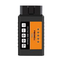 FXWELL FW601 General OBD2 WiFi ELM327 V 1.5 screr 1.5 for Android and iPhone IOS Automatic OBD2 ODB II ELM 327 V1.5 Wi - Fi ODB2