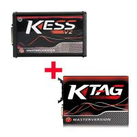 KESS V2 V5.017 SW V2.47 Red PCB EU online version плюс KTAG 7.020 SWW V2.25 Red PCB